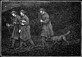 P053 The Shepherds Christmas Card